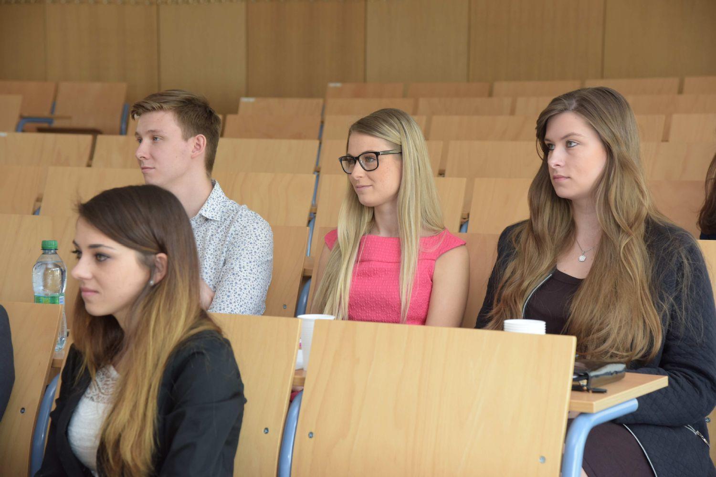 Přehlídka studentských prací 2017