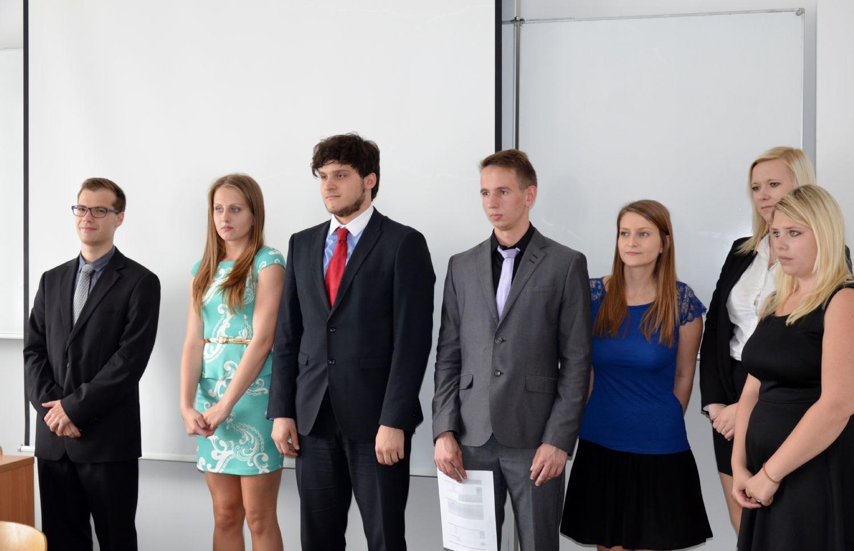 Státní závěrečné zkoušky 2016
