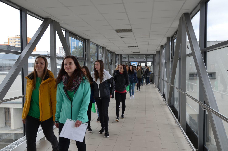 Ná-skok na vejšku - den vysokoškoláka 2017