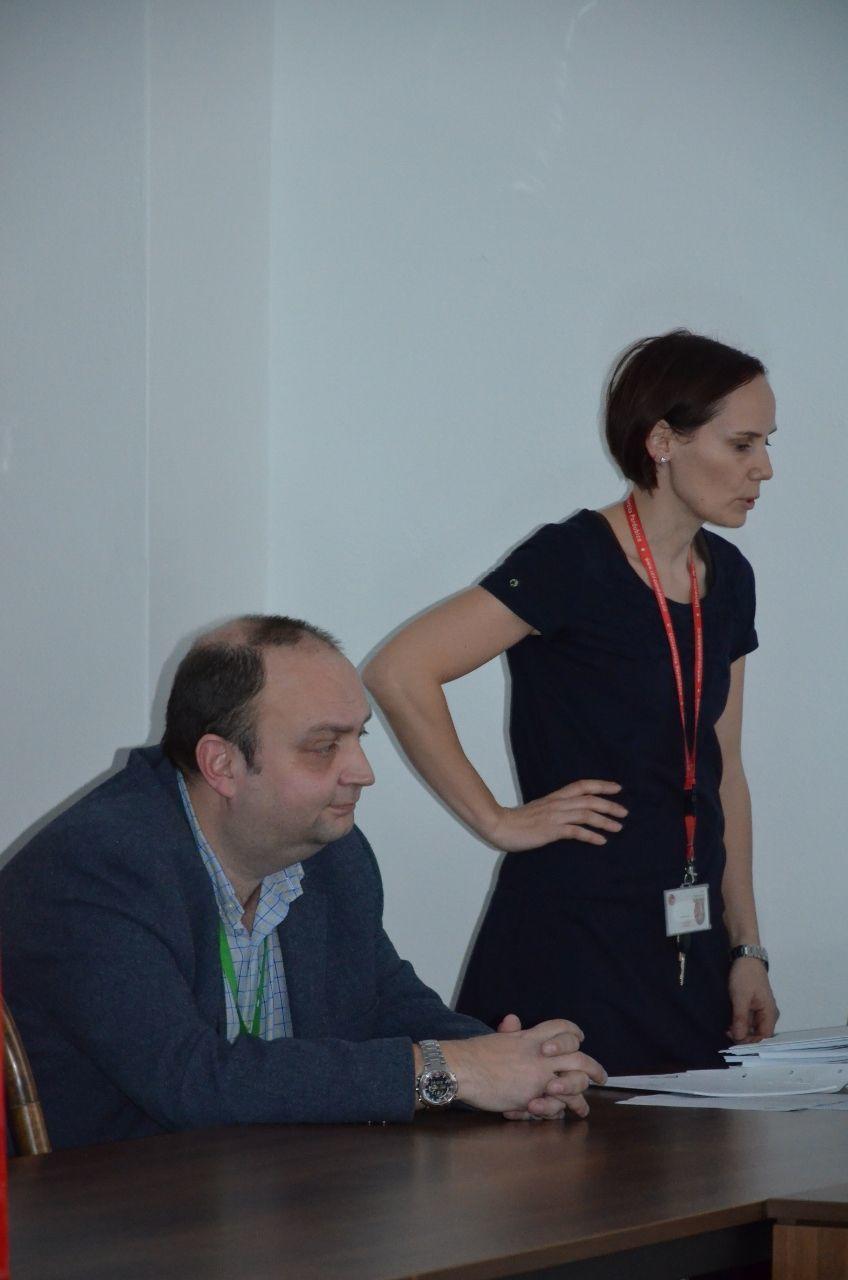 Welcome Meeting pro studenty Erasmus+ 2016