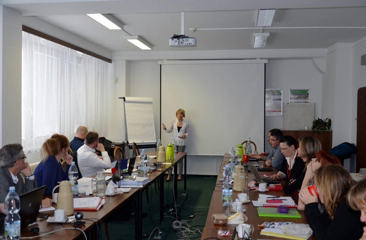 Kick-of-meeting k projektu Empowering Regional Development and Innovations