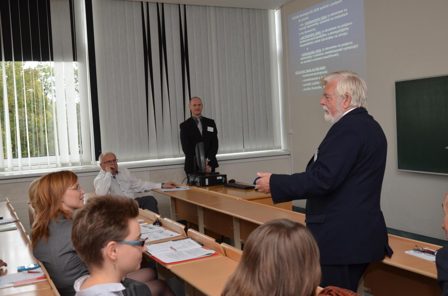 Konference Veřejná správa 2014