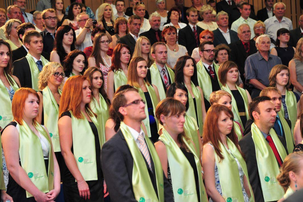 Akademické obřady 2016