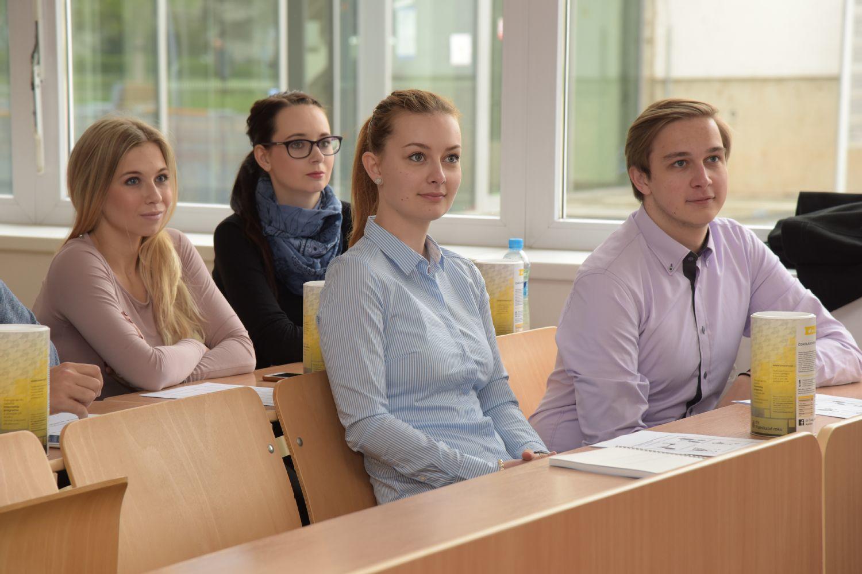 Audit nanečisto - workshop s EY 2017