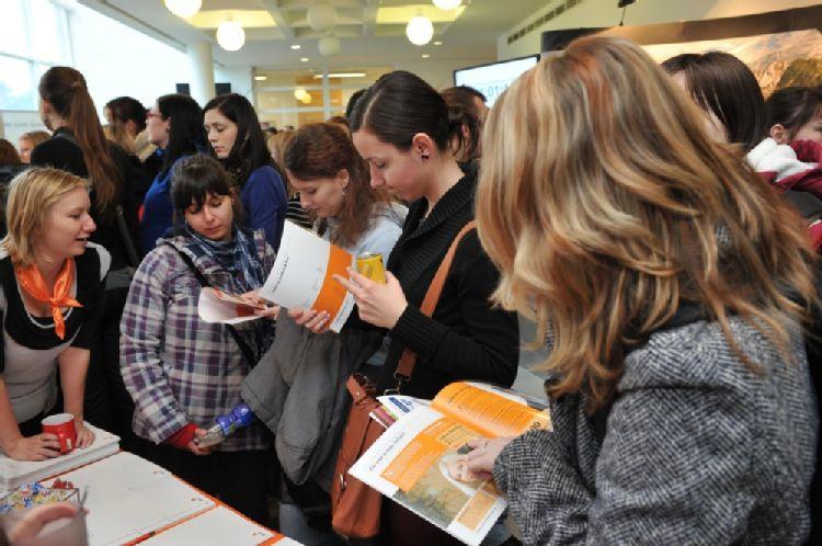 Veletrh pracovních příležitostí Kontakt 2013