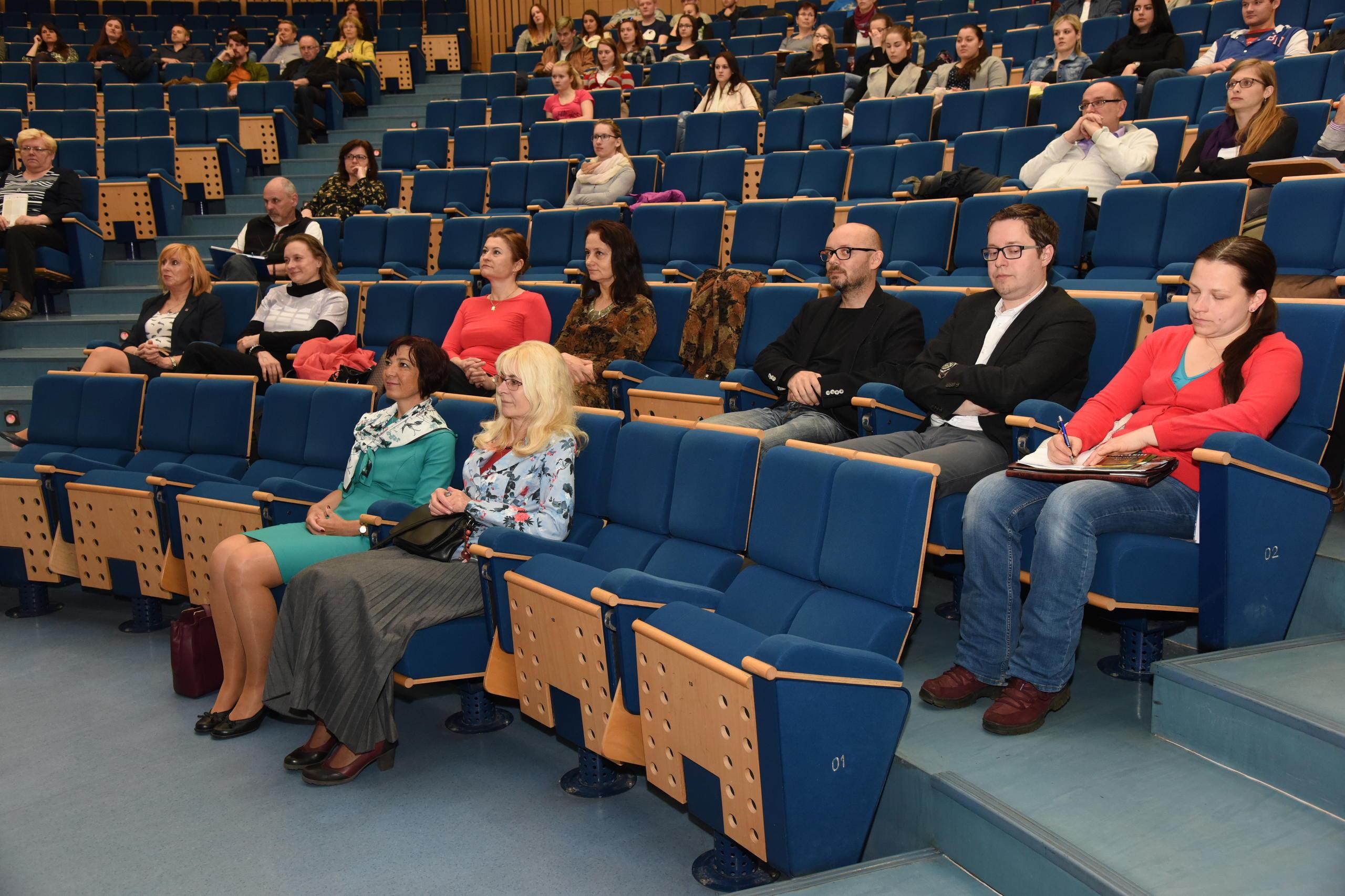 Konference Inovacemi a vzděláváním k rozvoji regionů 2017